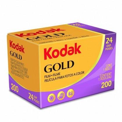 Фото пленка KODAK 135 Gold 200, 24 EXP