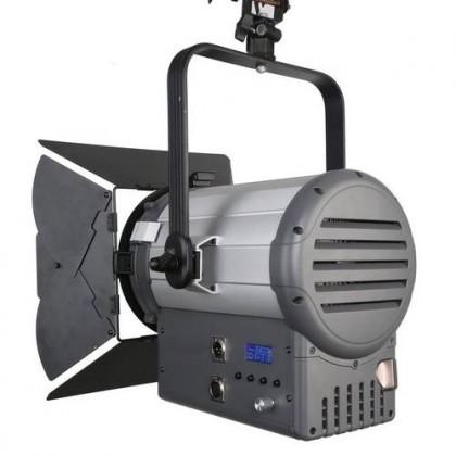 BRESSER, SR-1000AB FRESNEL LED LAMP BI-COLOR + DMX +, QUIET, COOL