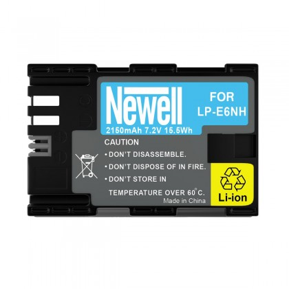 Newell LP-E6NH 2150mAh Battery for Canon EOS R5, R6