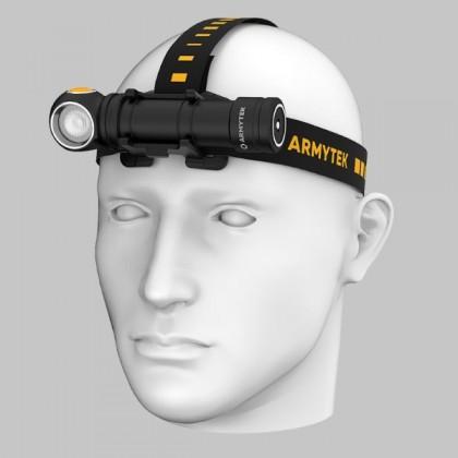 Armytek Wizard C2 PRO Max White Magnet USB