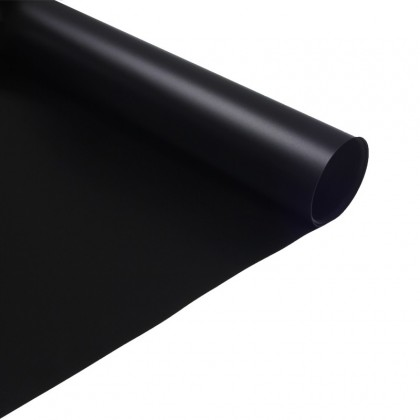 Backdrop black PVC 60x130 cm