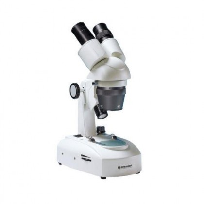 Bresser Microscope Researcher ICD LED/Battery is 20-80x