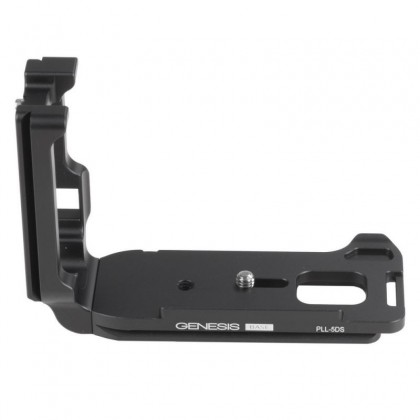 Genesis Base PLL-5DS/R Arca-style L bracket for Canon 5DS/R