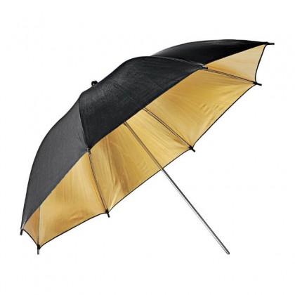 Umbrella GODOX UB-003 black gold 101cm