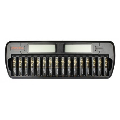 Japcell BC-1600 16 канальное зарядное устройство