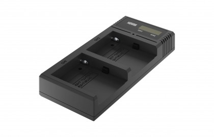 Newell Ultra Fast Type-C Charger for NP-F, NP-FM batteries