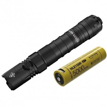 Nitecore NEW P12R CREE XP-L HD V6 LED 1200 lumens