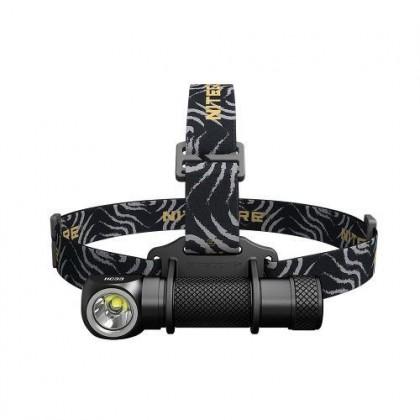 Налобный фонарь Headlamp Nitecore HC33 1800 Lumen + 3500 mAh batterie