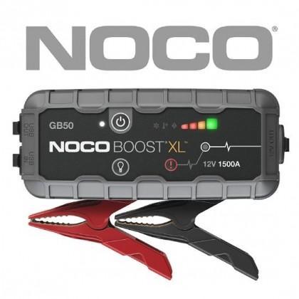 Noco Genius GB50 Boost XL 12V  1500A UltraSafe Lithium Jump Starter