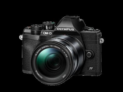 Olympus OM-D E-M10 Mark IV 14-150mmF4.5-5.6II blk/blk kit