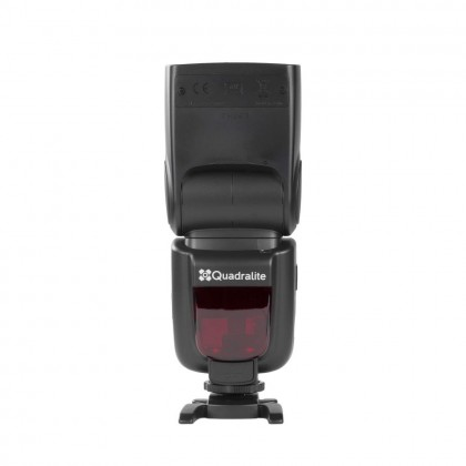 Zibspuldze Quadralite Stroboss 60 C for Canon eTTL
