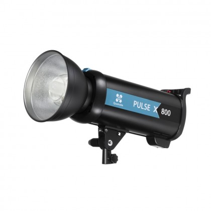 Studio Flash Quadralite Pulse X 800