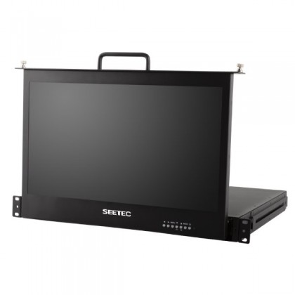 Seetec monitor SC173-HD-56 17.3 inch Pull-out Rack