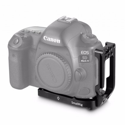 SMALLRIG 2202 L-Bracket for Canon 5D MK IV/ III