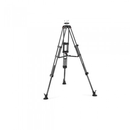 Pro Video Aluminium 100/75mm Twin leg with middle spreader