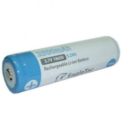 Аккумулятор Eagle Tac 18650 li-ion 3.7V 2600 mAh