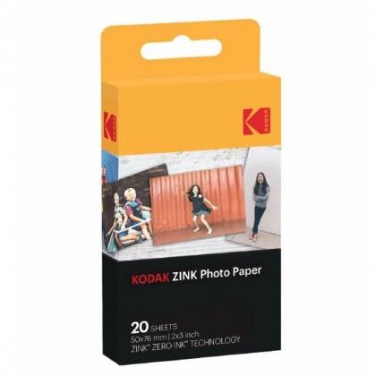 KODAK ZINK PAPIRS 2X3 20 PACK