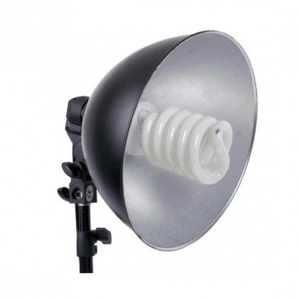 Bresser-MM-11 reflector silver 26cm E27