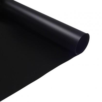 Backdrop black PVC 100x200 cm