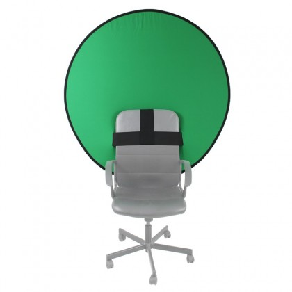 Background cotton ~130cm, Green screen