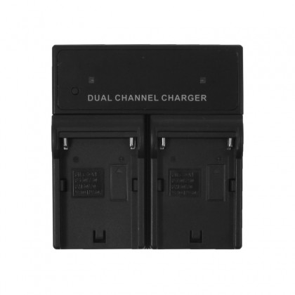 BATTERY DUAL CHARGER FOR Sony NP-BX1