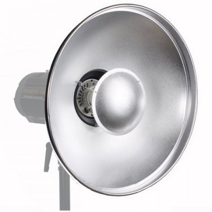BEAUTY DISH BDS70 SILVER 70CM + DIFFUSER