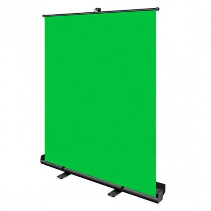 Bresser Rollup green screen 150x200cm zaļš fons