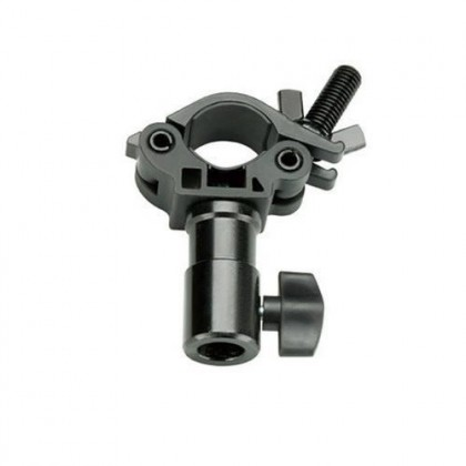 Bresser JM-3 universal pipe clamp with spigot connection