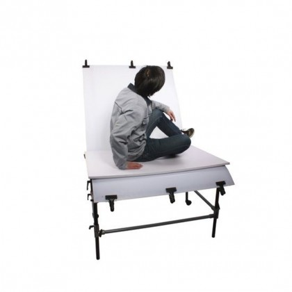 Bresser Y-19A+ Professional Photo Shooting Table 130x240cm