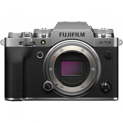 Fujifilm X-T4 body, silver