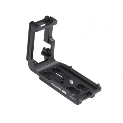 """Genesis PLL-5DIV – plate type """"L"""" with Arca-Swiss mounting for Canon 5D MKIV"""