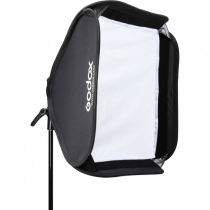 Godox SGUV6060 Outdoor Flash Kit (S2 type bracket + Softbox)