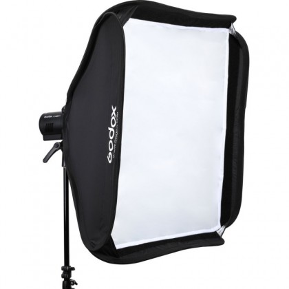 Godox SGUV8080 Outdoor Flash Kit (S2 type bracket + Softbox)