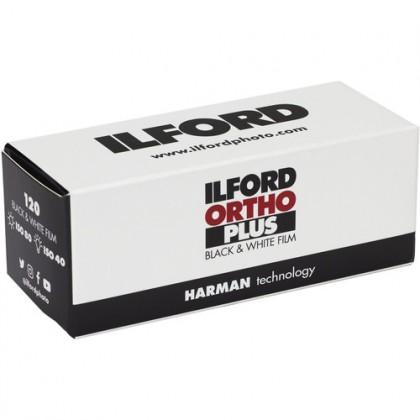 ILFORD PHOTO ILFORD FILM ORTHO PLUS 120, ISO 80