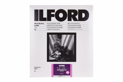 ILFORD PHOTO ILFORD MULTIGRADE RC DELUXE GLOSSY 20.3x25.4cm 100pcs