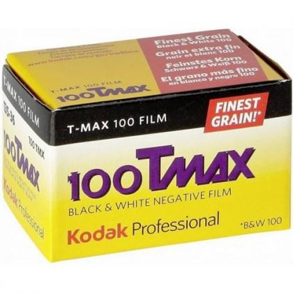 Fotofilmiņa M/B KODAK T-MAX 100 135 36X1