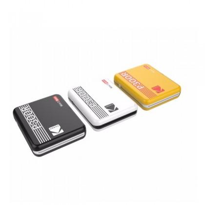 Printers KODAK Mini 3 Plus Retro Black / White / Yellow P3000R