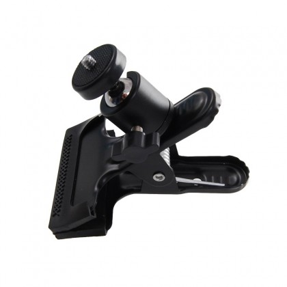 KS9 STUDIO CLAMP WITH ADAPTER 1/4 INCH