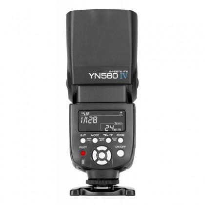 Yongnuo YN560 IV Negative Display
