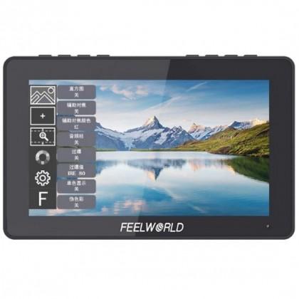"Feelworld Monitor F5 Pro 5,5"" touchscreen 4K"