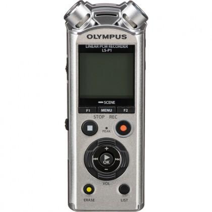 Diktofons Olympus LS-P1 Linear PCM