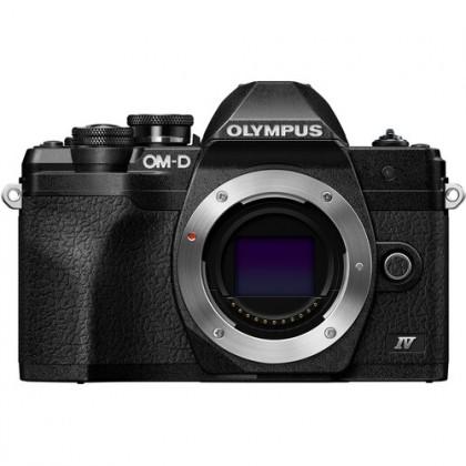 Olympus OM-D E-M10 Mark IV body black
