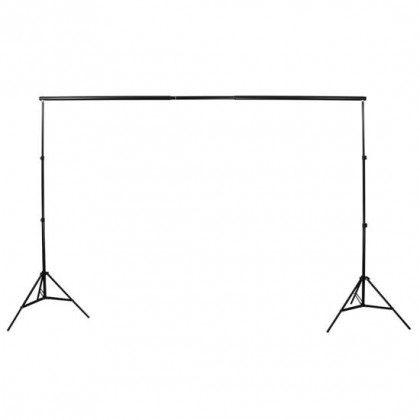PORTABLE MOUNTING KIT FOR BACKGROUND (ETBA210) 208x320 cm