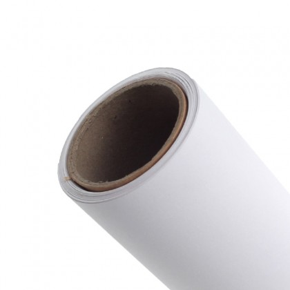 PROFESSIONAL PAPER BACKGROUND 1,36x5m WHITE