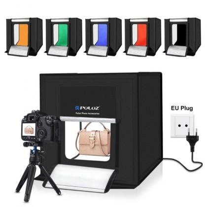 Puluz Photo Studio Lightbox 40cm LED 2400 lumens