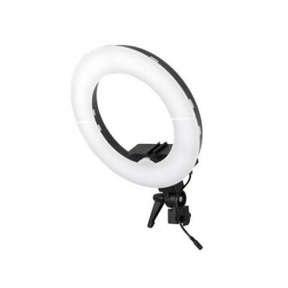 Ring Light lampa LENSSO 35W, 5500K ar reostatu