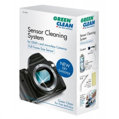 Green Clean FF Sensor Cleaning Kit SC-6000