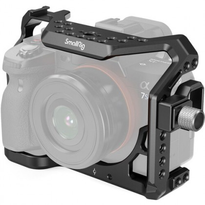SMALLRIG 3007 Cage & Cable Clamp for A7S III