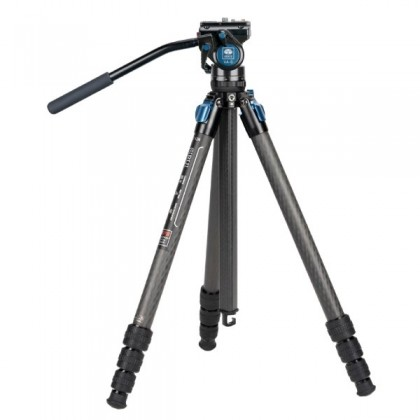 Statīvs SIRUI ST-124+VA-5 Carbon Tripod Video Kit