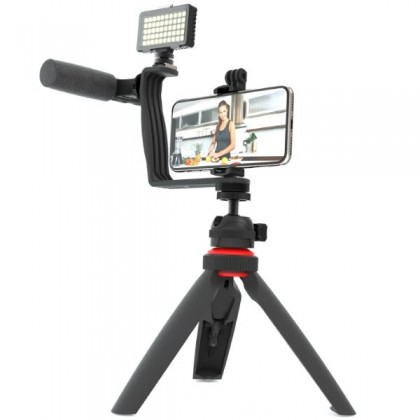 DIGIPOWER Superstar Vlogging Kit